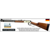 """Carabine Walther Lever action Calibre  4,5 mm CO2-88-grammes-Chargeur-8 coups-""""Promotion"""".Ref 16093"""