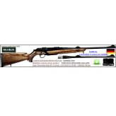 Carabine-Merkel -RX-Helix-Black noyer grade IV- Linéaire-Cal 9.3x62-PROMOTION- Kit avec  Merkel-2 CANONS -et Mallette+canon-supplémentaire-cal 30-06 GRATUITS-Ref 21228 bis