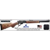 Carabine MARLIN  336-BL Calibre 30-30 Bronzée U.S.A-Grand levier-armement-6 coups-Promotion-Ref 22661