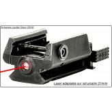 """Laser Cybergun-SWISS ARM -Pour  Rails de 21 m/m -""""Promotion"""".Ref 17803"""