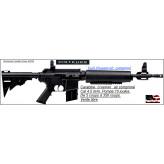 Fusil d'Assaut Crosman M4-177 Calibre 4.5 m/m Air comprimé- -De 5 coups à 350 coups-Noire ou beige-Promotions.VENTE LIBRE