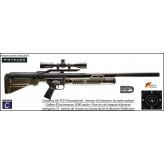 Carabine air comprimé PCP Umarex UX Hammer Calibre 50 puissance 1000 joules-Tirs longues distances-Promotion-Ref 41835