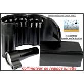 Collimateur-réglage-lunette-Tous calibres-du cal 4.5m/m au cal 50-Ref 23822-590501-colo