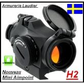 """Viseur-Aimpoint-Micro H-2-Point rouge -mini-NOUVEAUTE-""""Promotion""""-DISPONIBLE-Ref 24078"""