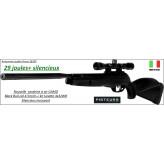 Carabine air comprimé Gamo Black Bull Calibre-4.5m/m Avec silencieux 29 joules+ kit lunette 4x32 WR-Promotion-Ref 24091