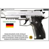Pistolet Sig Sauer P226 X FIVE All Round INOX Calibre 9 Para Semi automatique-Catégorie B1-Promotion-Ref 24921