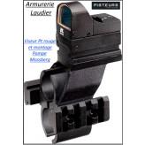 Viseur Micro+MONTAGE fusil pompe Mossberg 500-590- Ref 25606