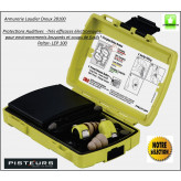 Protection-auditive-électronique-Peltor-LEP-100-KIT-Promotion-Ref 27045