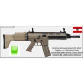 Carabine ISSC MK 22 commando Désert  Austria -Semi-automatique-Autriche-Calibre 22 LR-20 coups-Catégorie B2-A-Ref 27077