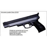 """Pistolet GAMO PR 45. Cal. 4,5 m/m plombs à jupe.Tir de précision-""""Promotion"""".Ref 2717"""