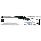 Carabine-little-Badger-Chiappa-cal 22 Lr-1 coup-Pliante -survie-Promotion-Ref 27678
