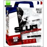Balles Mary Arm SLUG Competition-Cal 12./67-Boite de 100-Ref 27818