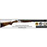 Superposé-Mercury-Light-UNIFRANCE-cal 20 Magnum-extracteur- monodétente- chokes interchangeables-Billes acier-Canons-71-cm-crosse pistolet-Promotion-Ref 16482-27874-MC-120