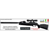 Carabine-GAMO-replay-10-Maxxim-Air comprimé-Cal 4.5mm -19,90 joules-chargeur-10-coups + lunette 4x32-Promotion-Ref 30695