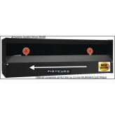 Cibles mobiles TOURNANTES ELECTRIQUES air comprimé Cal 4.5 ou 5.5mm -Ref 31294