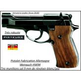 Pistolet -alarme-HW94 -weirauch-Allemand- à blanc /gaz- Bronzé -Cal. 9 m/mR-Ref 31315