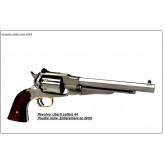 """Révolver-Uberti- Remington -poudre noire- Cal 44- Inox-Target- hausse réglable-""""Promotion""""-Ref 327"""