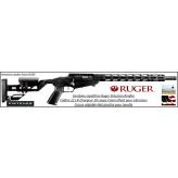 Carabine Ruger précision rimfire répétition calibre 22 Lr-chargeur 10 coups-Promotion-Ref 33067