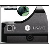 Viseur Reflex-Point rouge-Hawke Optics-Promotion-Ref 34222