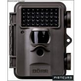Caméra surveillance Döor Snapshot limited-Black Leds-noires-invisibles-Jour-Nuit-Promotion-Ref 34273