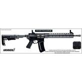 Carabine-Hammerli-Tac-R1-Semi-automatique-Allemagne-Calibre 22 LR-20 coups-Catégorie B2-A-Ref 35079