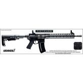 Carabine Hammerli Tac R1 Semi automatique Allemagne Calibre 22 LR-11 coups-Catégorie B2-A-bis-Ref 40845