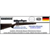 Mauser M18 extreme Calibre 30-06 composite marron Pack Pisteurs répétition Canon fileté -Promotion-Ref 35561