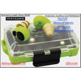 Protection auditive électronique Peltor HUNTER 100-Promotion-Ref 37559