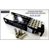 Cartouches sellier bellot 38 wadcutter par 500-poids 148 grs-Promotion-Ref 3036bis