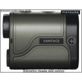 Télémètre Hawke Optics Vantage LRF LIGHT TX LCD -600 mètres-Promotion-Ref 38274