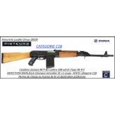 Carabine Zastava M77 B1 Calibre 308 winch type AK 47 canon 50cm REPETITION MANUELLE 10+1 coups-Catégorie C1B-Ref 41843