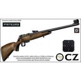 Carabine CZ Mod 457 Luxe Calibre 17HMR Répétition -Promotion-Ref CZ 457 luxe-781390