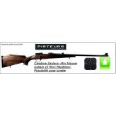 Carabine Zastava calibre 222 Rem Répétition manuelle Type Mini Mauser Modèle 85-Détente-stetcher-Promotion-Ref  32295-7956