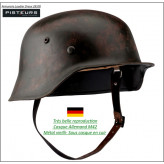 Reproduction casque Allemand M42 Vieilli-Ref A54310