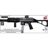 Carabine-Brugger-et-Thomet-APC9-SD-semi-automatique-Cal-9-para-crosse-pliante-viseur-Aimpoint-3-chargeurs-et-Silencieux-Avec-Autorisation-Préfectorale-B2A-Ref APC9-SD