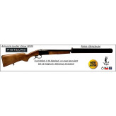 Fusil-Baïkal-IJ18-Kipplauf-un coup-Calibre-12-magnum-Custom silence-silencieux-Ref-BA112S-EA