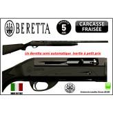 Fusil-semi automatique -Beretta-Bellmonte I- système inertie-3 coups-Crosse synthétique -Calibre 12 magnum- 3 Mobilchokes-Canon 76 cm-Mallette-Promotion-Ref 23307 bis
