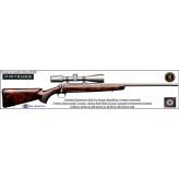 Browning  x Bolt Pro hunter Calibre 30 06 SF flutée Répétition-Noyer grade 5 -Ref 38060