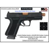 Pistolet Shadow Systeme MR 920 COMBAT Calibre 9 Para Semi automatique USA-Catégorie B1-Promotion-Autorisation-Préfectorale-B1-Ref SSC1003