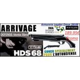 Fusil défense TEASER Umarex T4E HDS Cal 68  balles-Caoutchouc-16 joules-C02-VENTE LIBRE-Promo 189,95 ttc-Ref 35767
