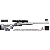 Carabine Winchester Thumbhole XPR Calibre 30 06  Threaded  Crosse à trou  lamellée collée répétition Canon 53 cm Filetée M14x1-Promotion-Ref 535734228-FN