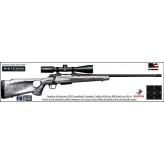 Carabine Winchester Thumbhole XPR Calibre 308 winch  Threaded  Crosse à trou  lamellée collée répétition Canon 53 cm Filetée M14x1-Promotion-Ref 38134