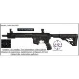 Carabine Luxdeftec AR 15  M4 KEYMOD Calibre 223 rem LTD Semi automatique Allemagne -Autorisation Préfecture-Catégorie B4 -Ref 30066