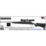 Carabine SAVAGE AXIS XP GAUCHER intégrale Calibre 30-06 Répétition Pack sanglier complet Lunette  3x9x40 Canon-FILETE-POUR-SILENCIEUX -Promotion-595.00€ ttc au lieu de 699.00 € ttc-Ref 780572