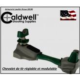 Chevalet tir Caldwell NXT réglage modulable  -Promotion- Ref 28202