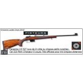 Carabine CZ 527 luxe Calibre 222 Rem Chargeur 5 coups -Promotion-Ref 127