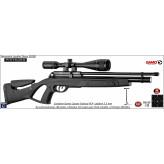 Carabine air Précomprimé PCP Gamo Coyote Tactical Calibre 5.5m/m Puissance 40  joules-Pack lunette+pompe-Grande puissance-Promotion-Ref PCP-G1630P