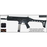 "Carabine Grand Power Stribog SR9A3- Calibre 9 Para semi-automatique canon 10 ""-Autorisation-Préfectorale-B2A-Ref grand power-SR9"
