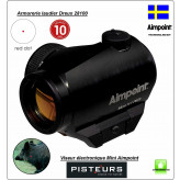 Viseur Aimpoint Micro H1 Point rouge -mini-Promotion-Ref 18294