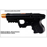 Pistolet -défense-Jpx® -Jet Protector-rechargeable-Ref 14277